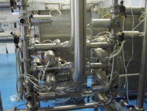 Water modular processing skid