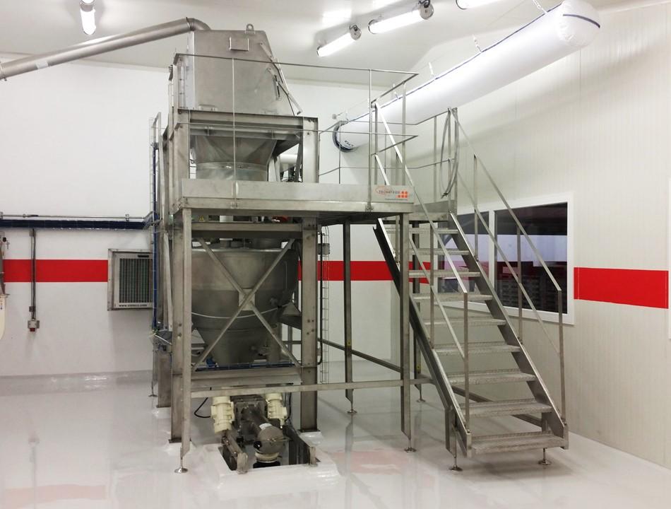 modular production skid